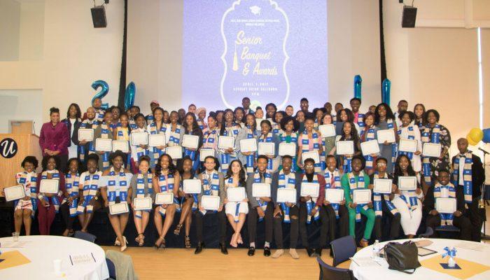 AACC Senior Banquet 2017