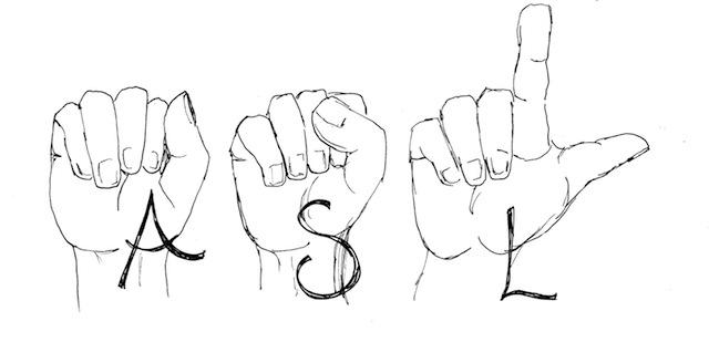 home american sign language