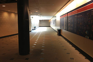 Long ITE Hallway