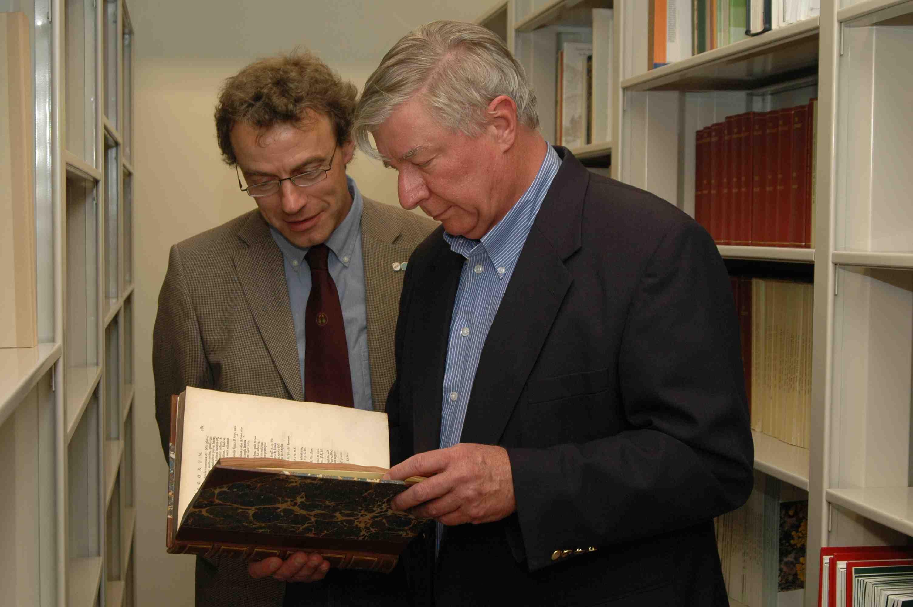 Olson Library | Bernard Goffinet - Bryology (and Lichenology)