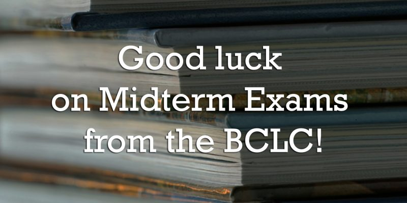 bclc midterms luck