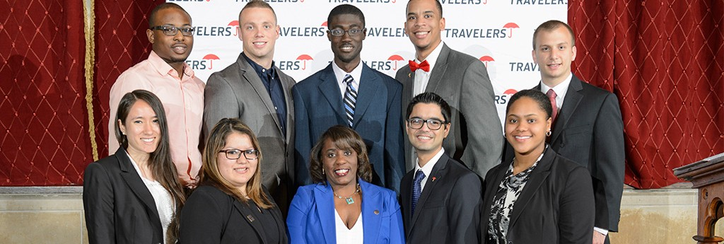 2014 Travelers EDGE Scholars Graduation Ceremony