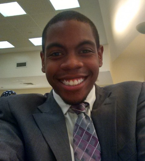 UConn Travelers EDGE Scholar Brandon Parris