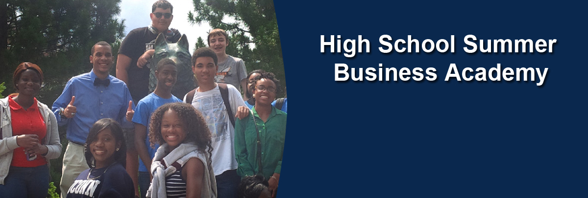 High School Summer Business Academy
