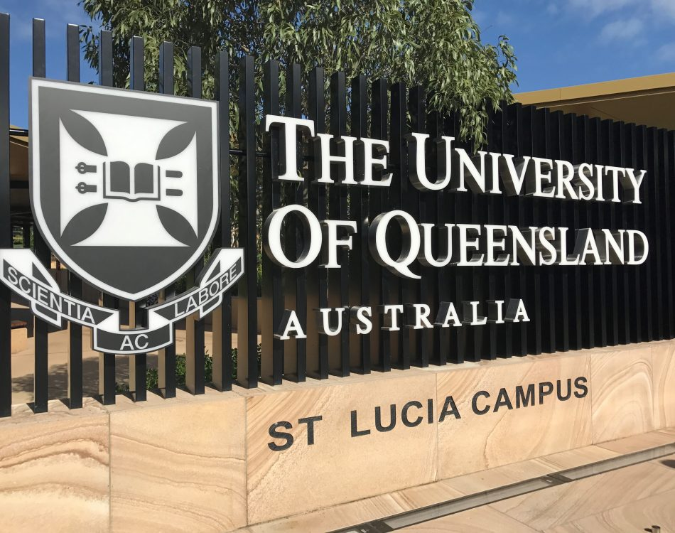 University of Queensland Entrance