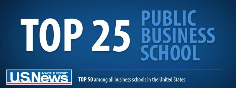 Top 25 Business School