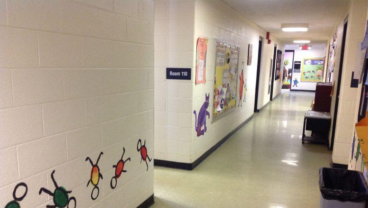 Center Hallway