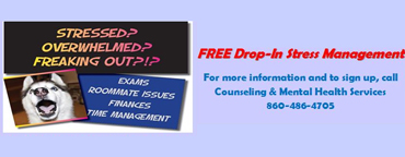Free Drop-in Stress Management