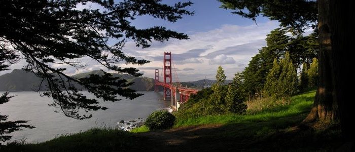 Photo of Golden Gate Bridge by Del Siegle