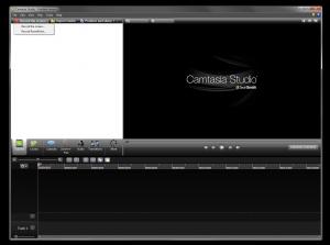 Screenshot of Camtasia Studio 8's Editor