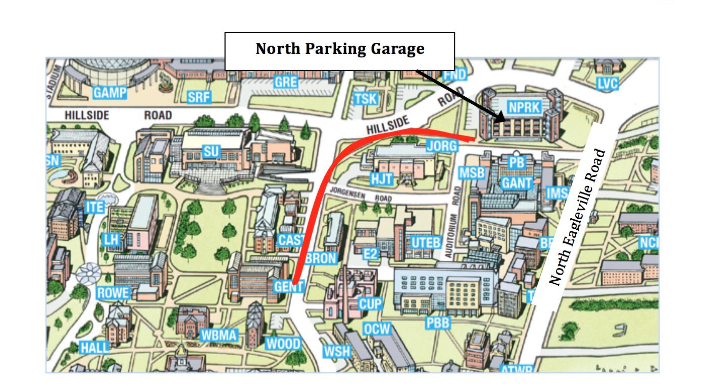 parking at uconn  bridging practices among connecticut  - parking at uconn