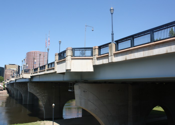 image of founders bridge