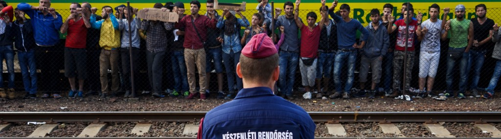 Syrian refugees in Hungary