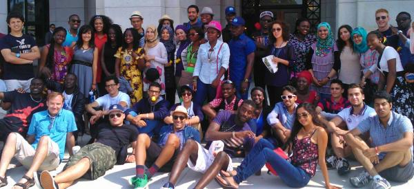 2014 SUSI group
