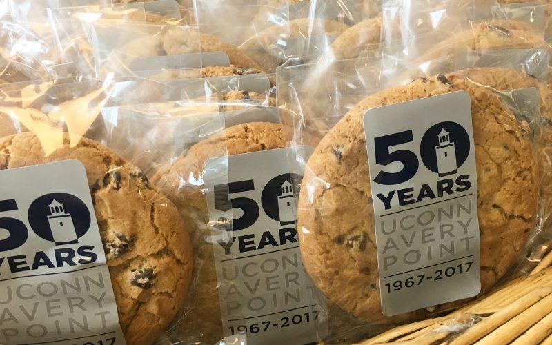 50th celebration cookies