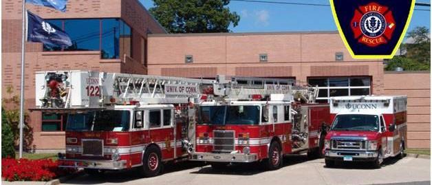 UConn Fire