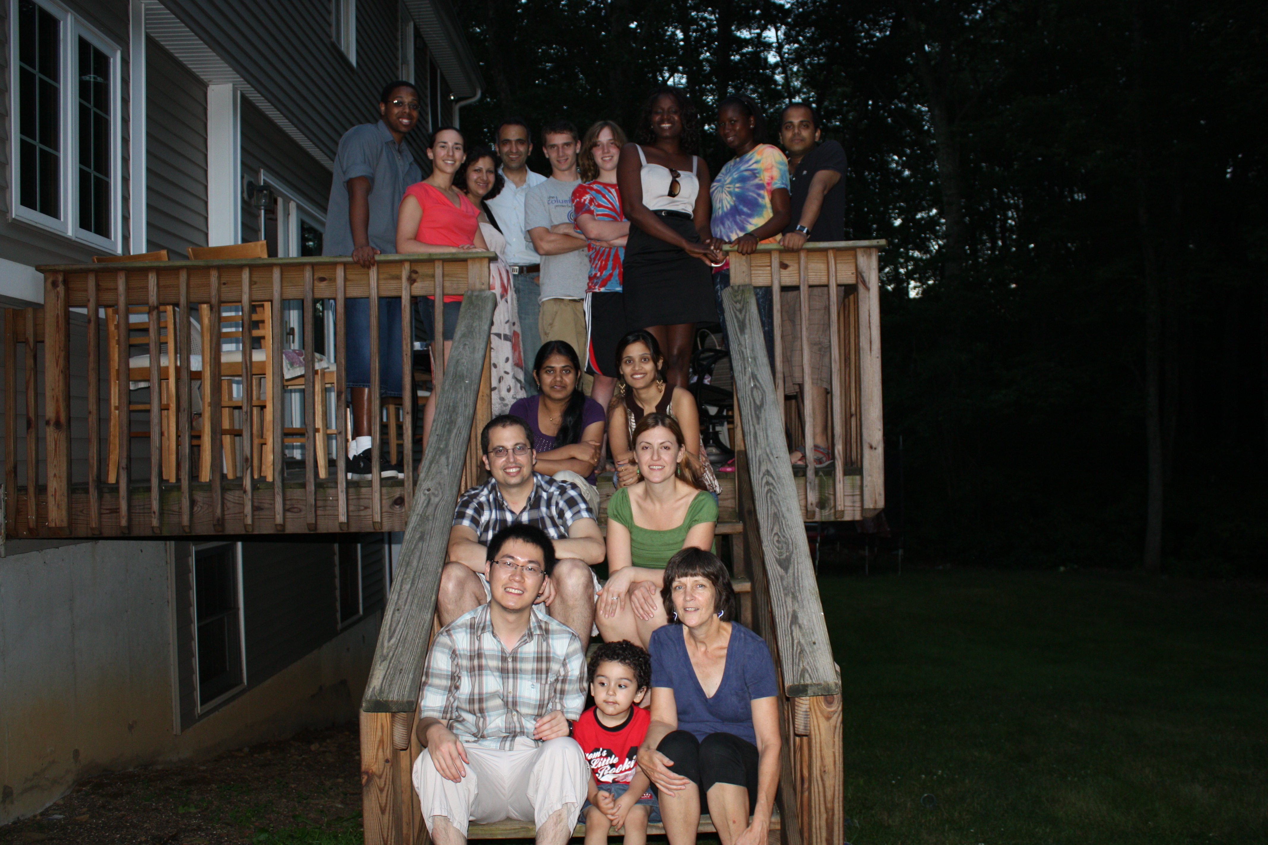 Group Party 2011