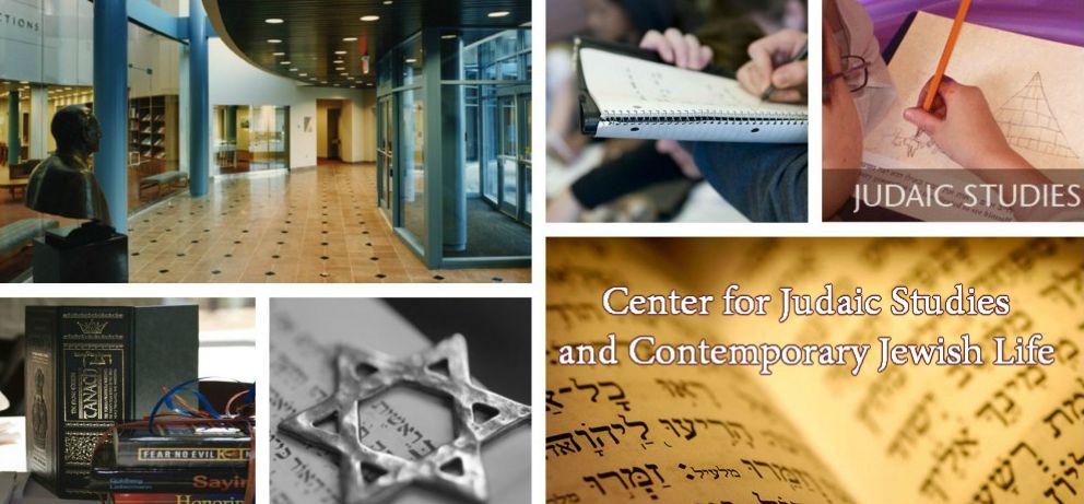 Center for Judaic Studies at UConn