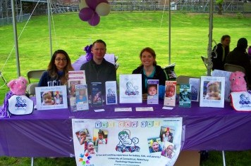Yayla, David and Dr. C at March of Dimes