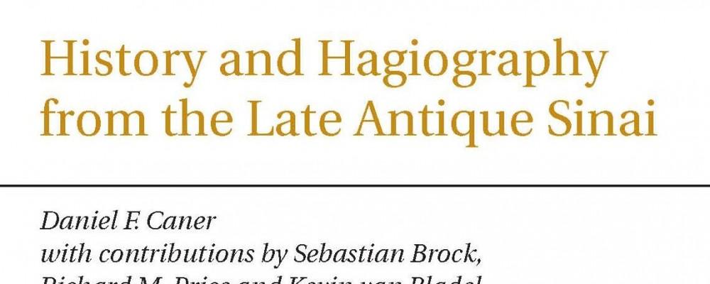 Caner_History and Hagiography