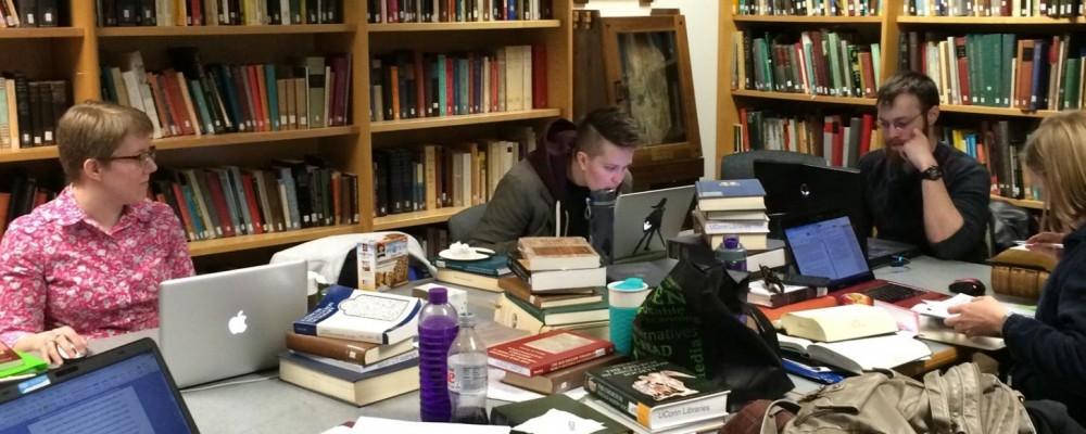 Medieval Studies Gathering