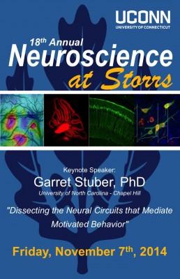 Neuro at Storrs poster - November 7, 2014