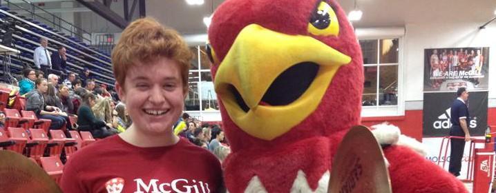 student at McGill Univ