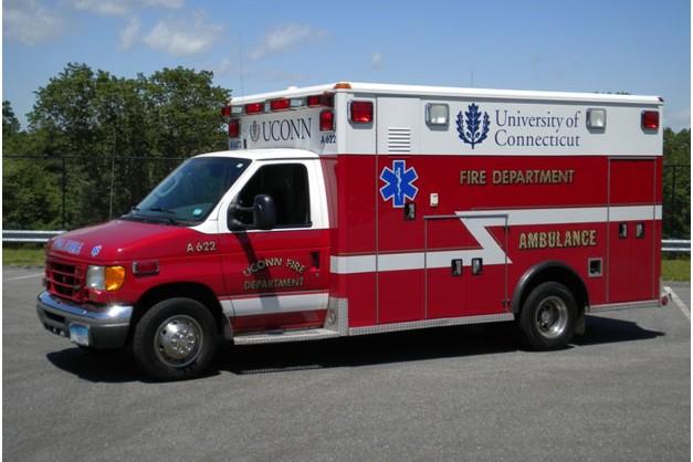 UConn Fire Department