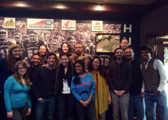 IGERT 2014 Foundations II class