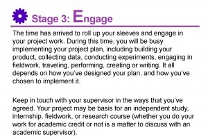 IDEA Grant Four Stages