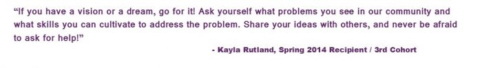 Kayla Rutland Quote