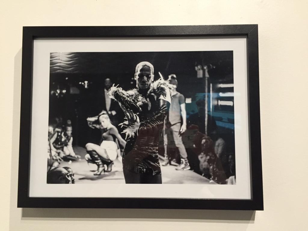 Photo of Jasmine Jones exhibit