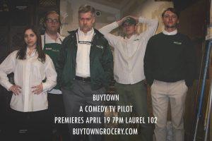 Buytown screening poster