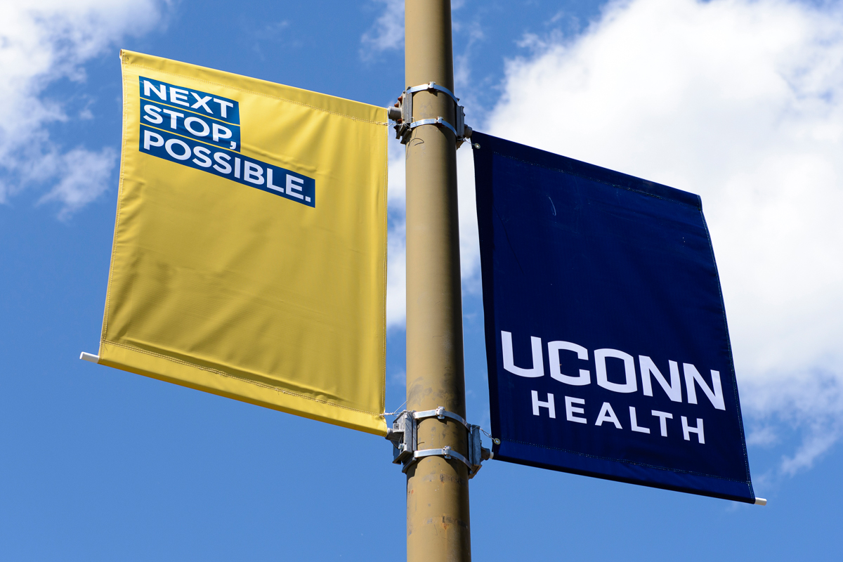 Next Stop, Possible, UConn Health