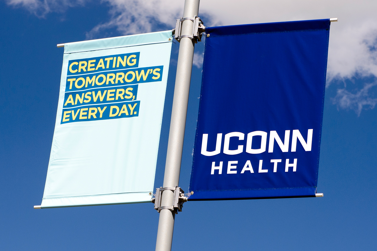 Creating Tomorrow's Answers, Every Day, UConn Health