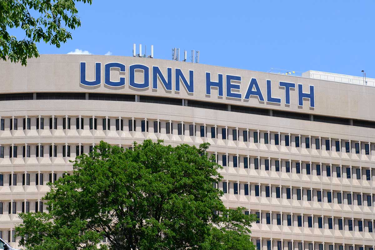 UConn Health building
