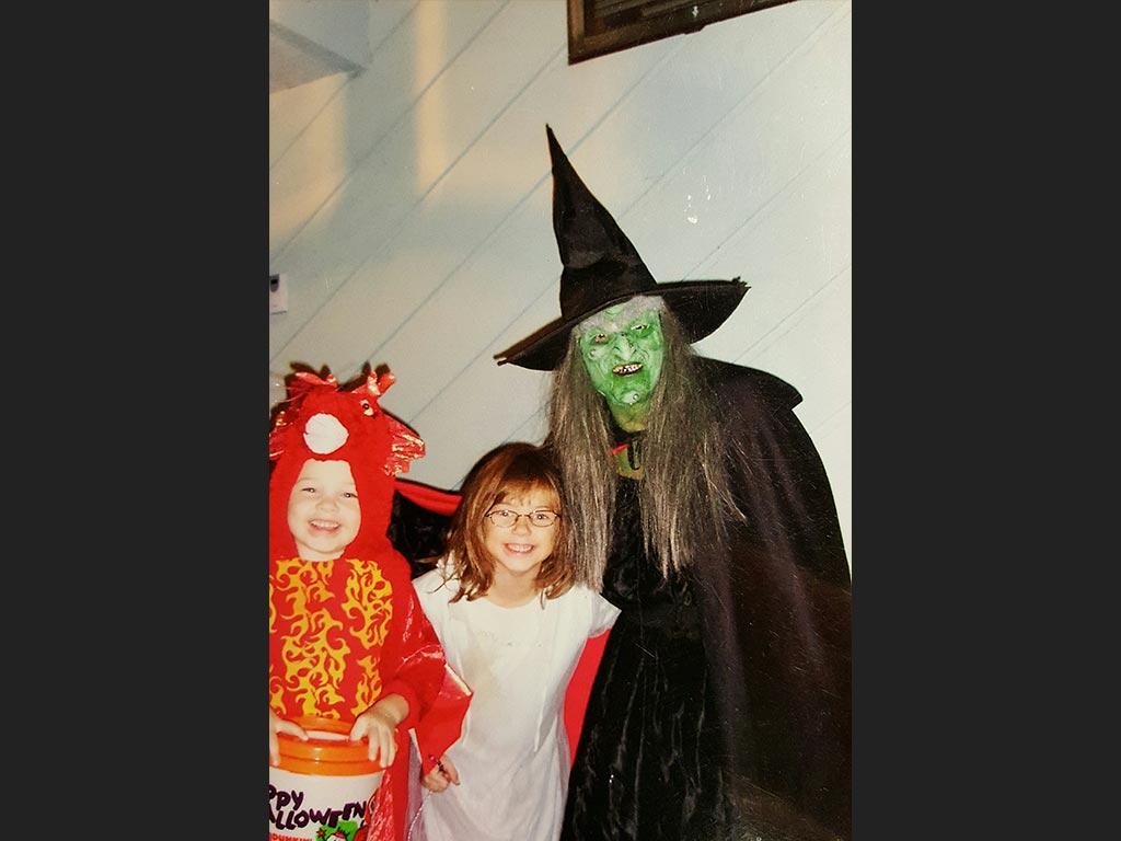 witch mom