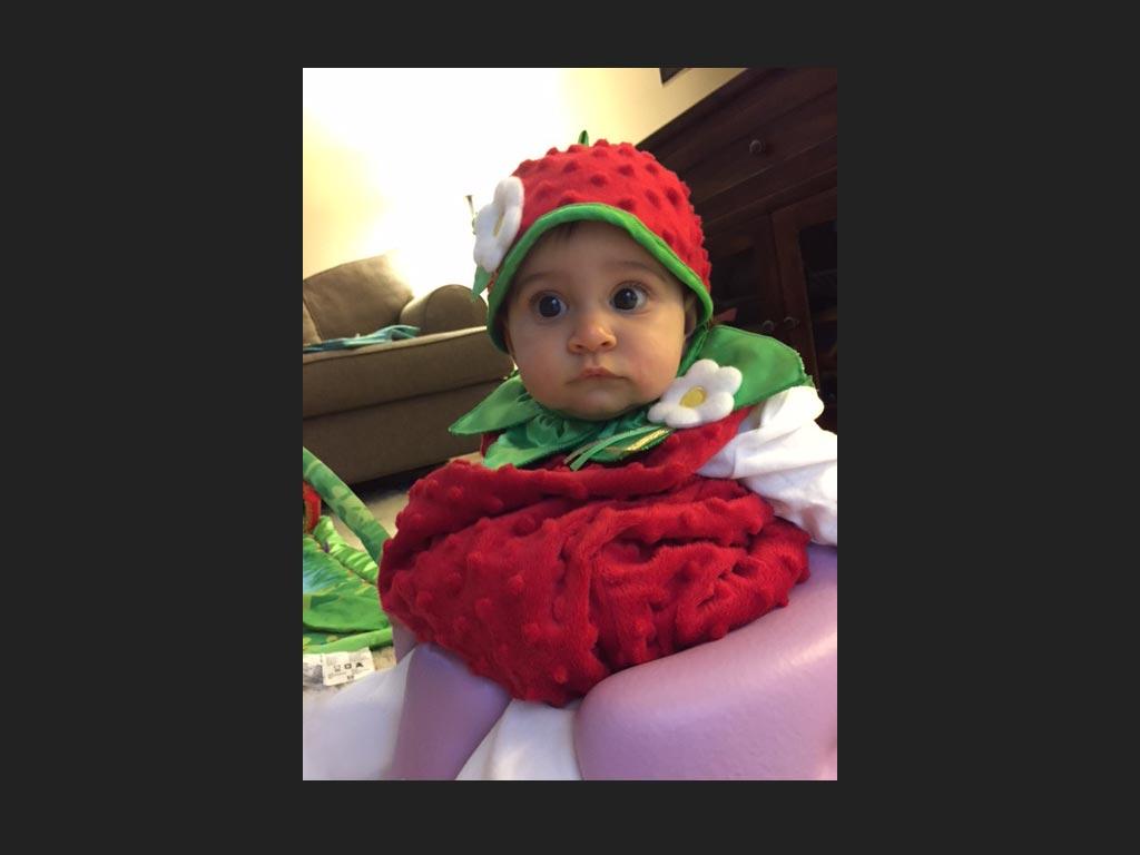 strawberry baby
