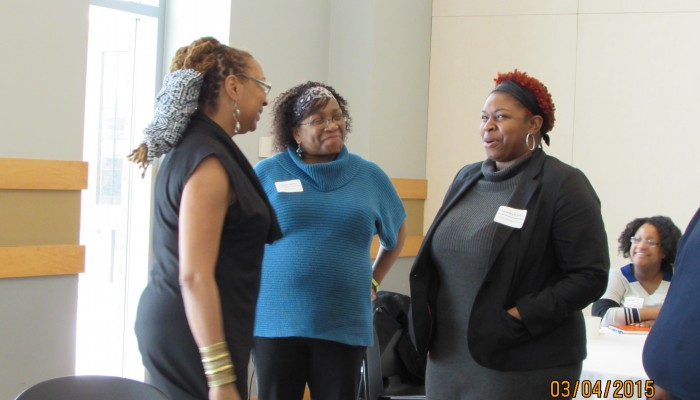 Women of Color Breakfast with Kimberle Crenshaw