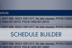 schedule builder Thumbnail