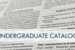 undergraduate catalog Thumbnail